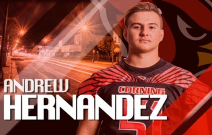 Andrew Hernandez Community ServiceScholarship